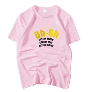 Gidle T-Shirt (G)I-DLE #10