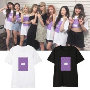 Gidle T-Shirt (G)I-DLE #1