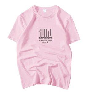 Gidle T-Shirt (G)I-DLE #11