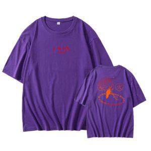 Gidle I Burn T-Shirt (G)I-DLE #12